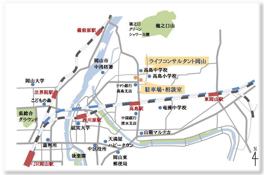 20180614修正LC岡山HPアクセルマップ